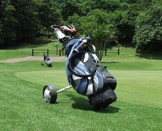 Servis golf vozičkov